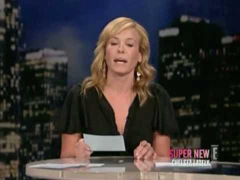 Carrie Keagan on Chelsea 2/9/09