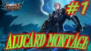 alucard best moment Montage#1 mobile Legends