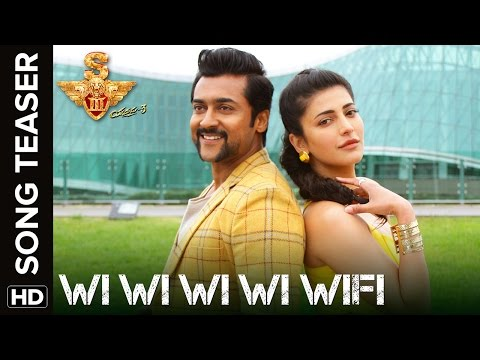 🎼Wi Wi Wi Wi Wifi Video Song Teaser |...