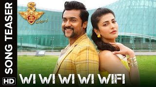 Download Hindi Video Songs - 🎼Wi Wi Wi Wi Wifi Video Song Teaser | S3 - Yamudu 3 | Suriya, Anushka Shetty, Shruti Haasan🎼