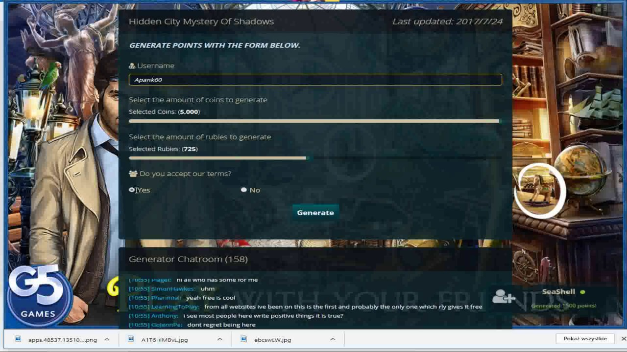 Hidden City Mystery Of Shadows Hack How To Get Unlimited
