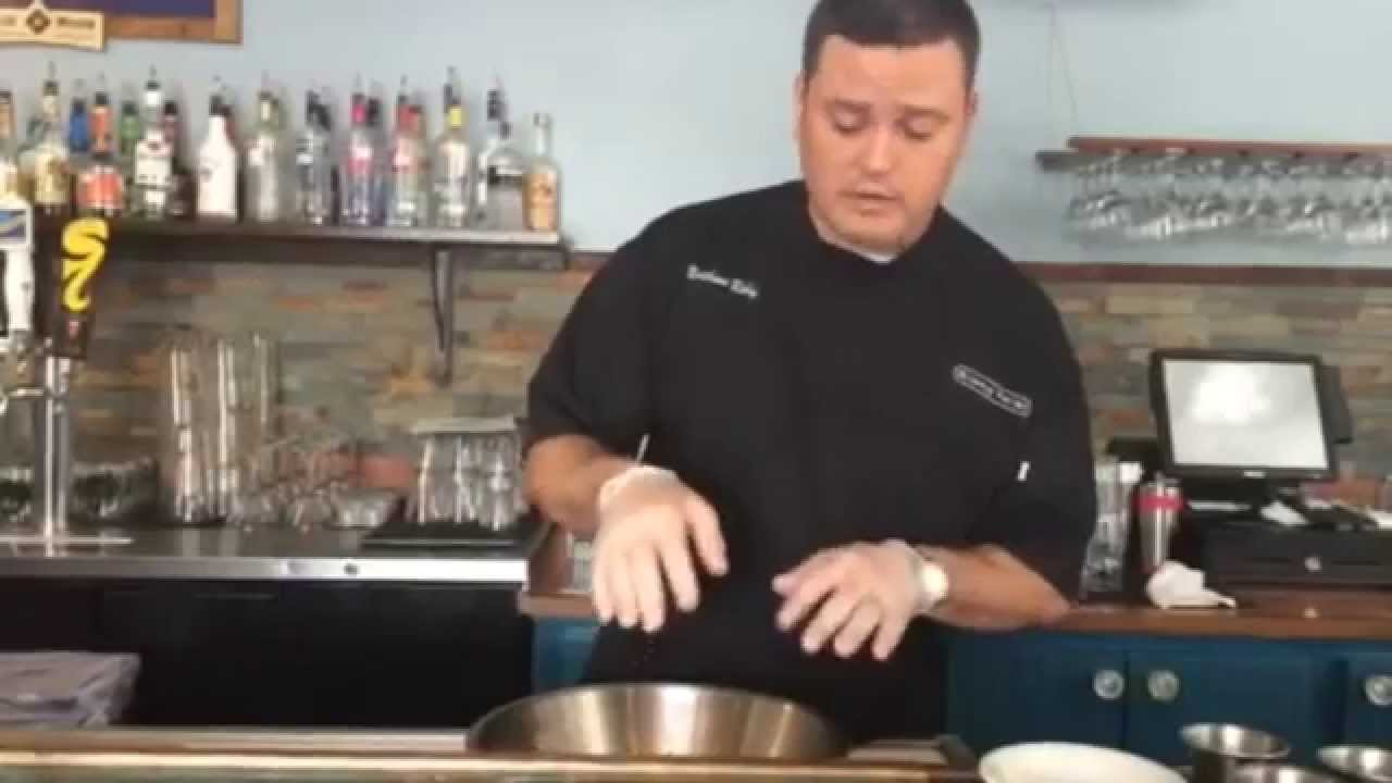 Watch Chef Nate make our famous Twisted Guacamole