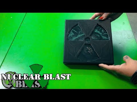 NUCLEAR BLAST - Gathered at the Altar of Blast (OFFICIAL UNBOXING)