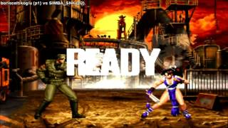 PLEASE SUBSCRIBE ▻ http://bit.ly/ArcadePlayersTV The King of Fighte...