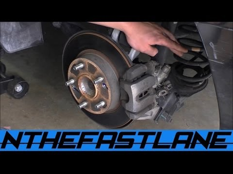 "change-""rear""-disc-brake-pads-""how-to"""