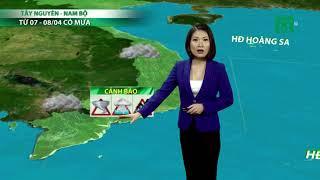 Thời tiết 6h00 ngày 06/04/2020  VTC14