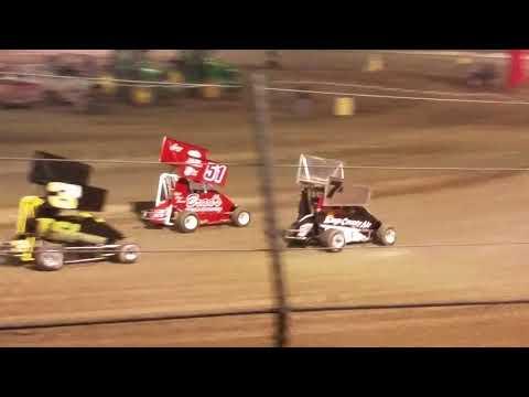 Lemoore Raceway Heat-1 10/27/17