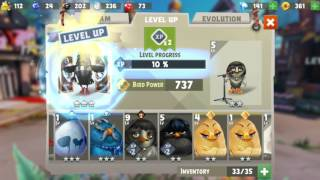Angry Birds Evolution Tips: How to level up faster