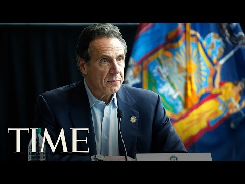 New York Governor Andrew Cuomo holds a press briefing on Covid-19 | LIVE | TIME