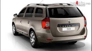 видео Дачия Логан универсал (Dacia Logan MCV): технические характеристики, вариант на 7