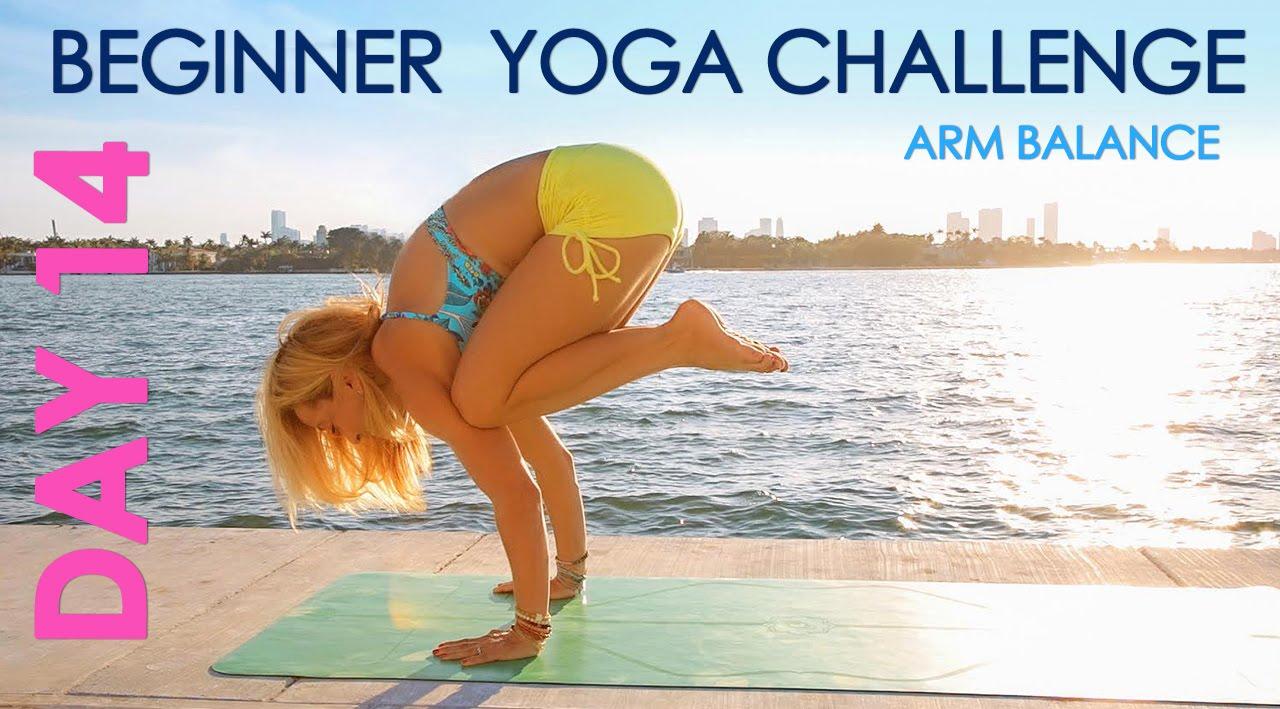 Day 14 Beginner Yoga Challenge