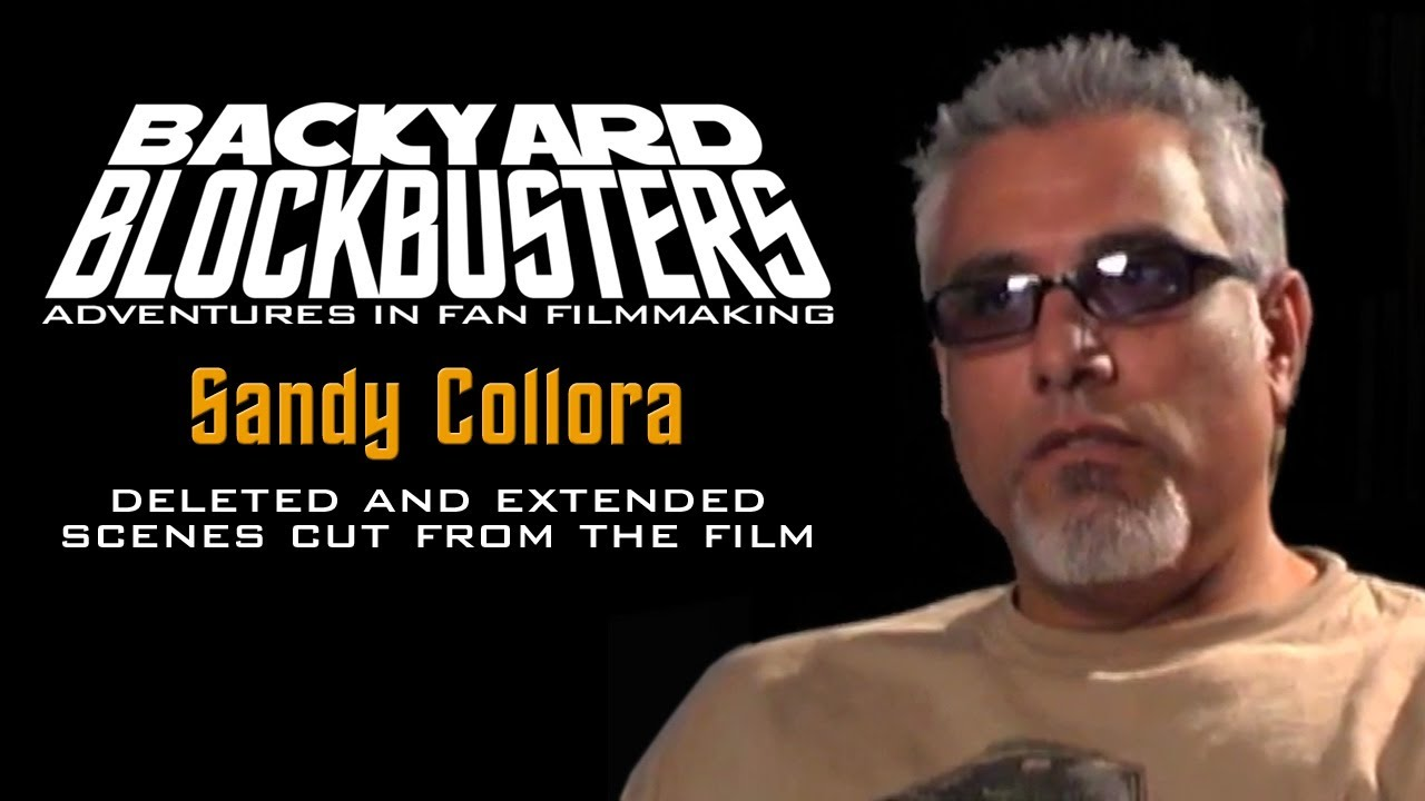 backyard blockbusters extended interviews sandy collora youtube