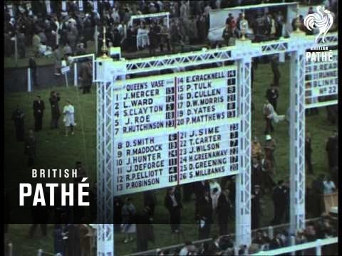 Royal Ascot - Technicolor (1963)