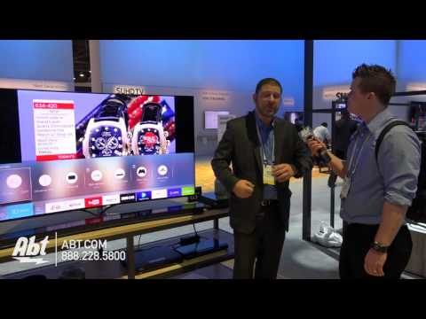 Samsung Smart Hub Update - Abt CES 2016
