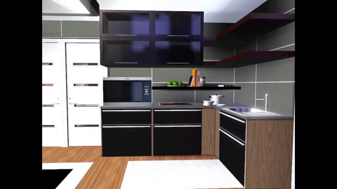 Small luxury apartments the sims 3 youtube for Appartement design sims 3