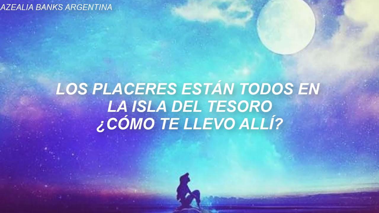 Azealia Banks - Treasure Island (traducida/sub español)