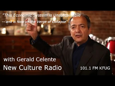 Gerald Celente; Economic Collapse is Happening Now