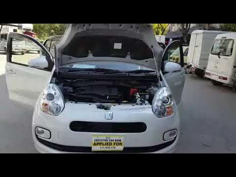 Toyota Passo Executive Car Bank Islamabad