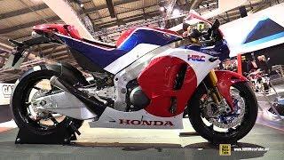 2018 Honda RC213V-S - Walkaround - 2017 EICMA Milan Motorcycle Exhibition