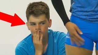 15 FUNNY MOMENTS WITH BALL BOYS IN SPORTS