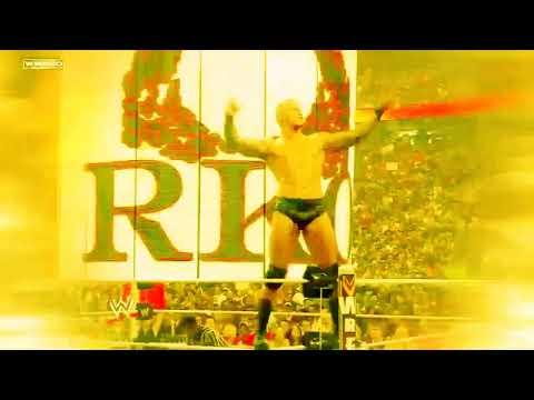 "WWE Randy Orton 3rd Custom Titantron 2017 ""Burn In My Light"""
