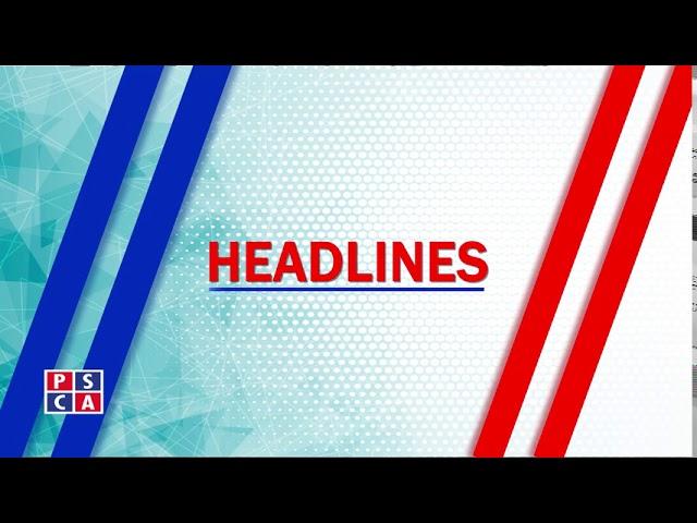 Safe Cities News ||PSCA TV||7 August 2020
