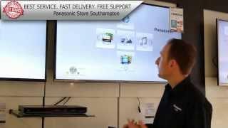 DMP-BDT370 Panasonic Blu-ray Player