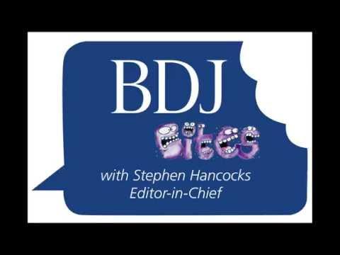 BDJ Bites with Stephen Hancocks - Toxic waste and teeth