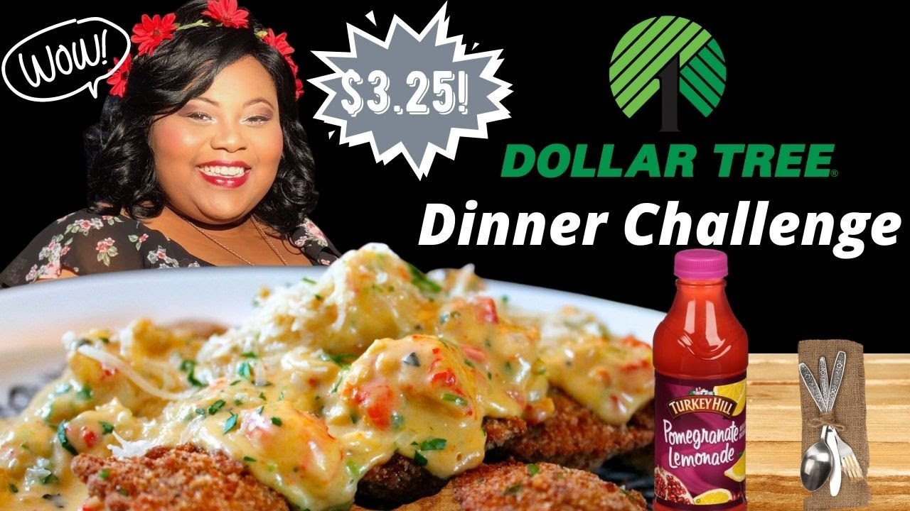COPELAND'S INSPIRED DEEP FRIED SEAFOOD RAVIOLI |  The Dollar Store Dinner Challenge @Carters Eat
