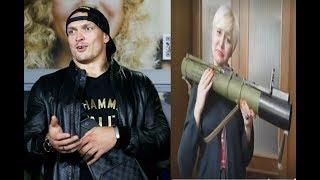 Отклеится ли у Украины Усик