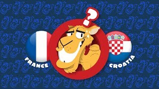 France vs Croatia : Shaheen's World Cup 2018 final prediction