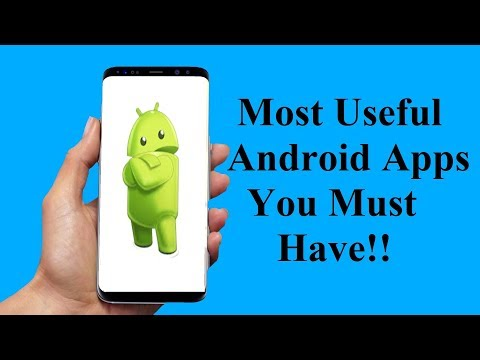 Best Android Apps You Must Have!!