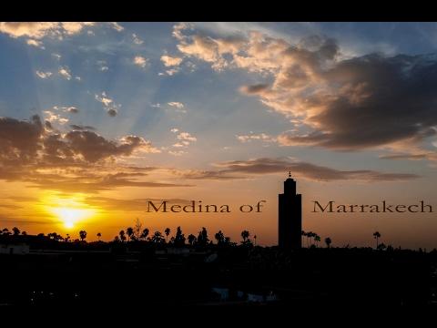 Medina of Marrakech - Morocco