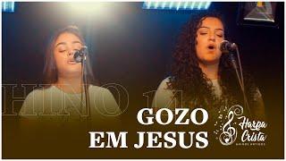 Hino 14 - Harpa Cristã - Gozo Em Jesus