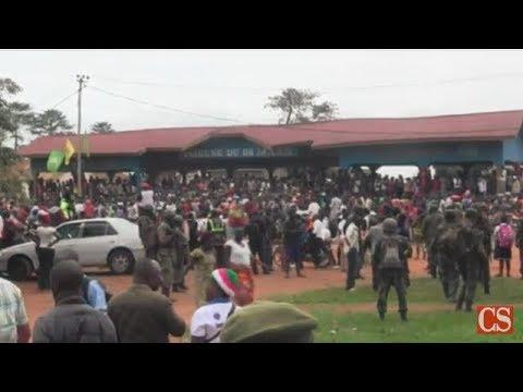 RDC : 14 PRESUMES REBELLES ADF TUES  ET EXPOSES PUBLIQUEMENT A BENI