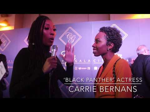 'Black Panther' Actress Carrie Bernans On The Global Impact Of The Film