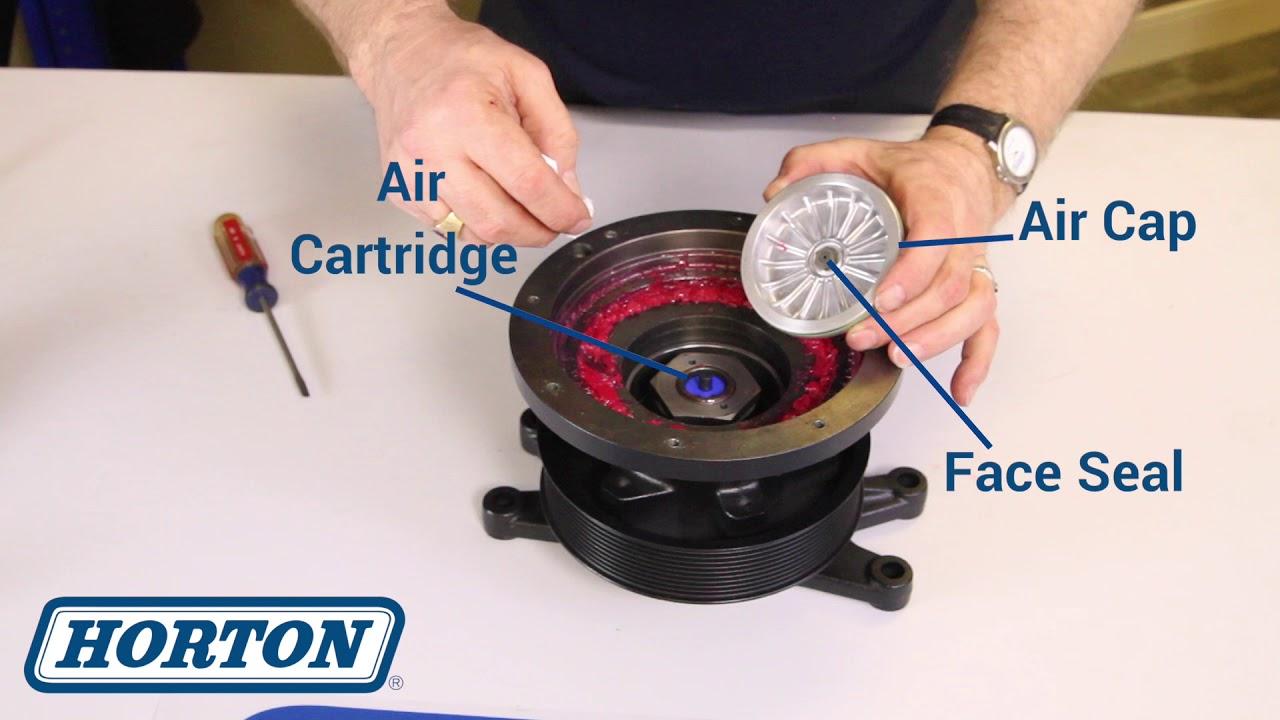 Horton Fan Wiring Diagram