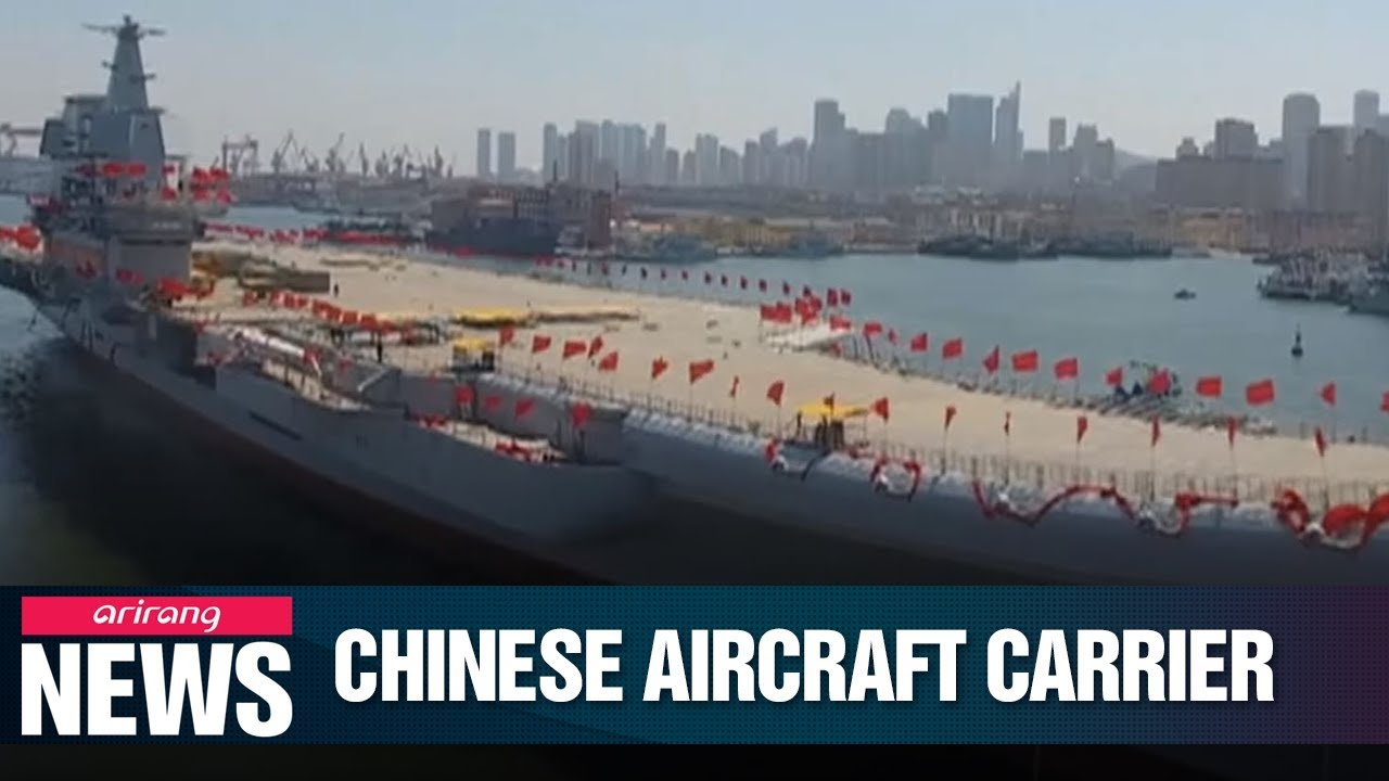 What Will China Use New Aircraft Carrier For