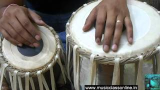 Learn Tabla Online Guru Indian classical Tabla music training Free videos online Tabla players