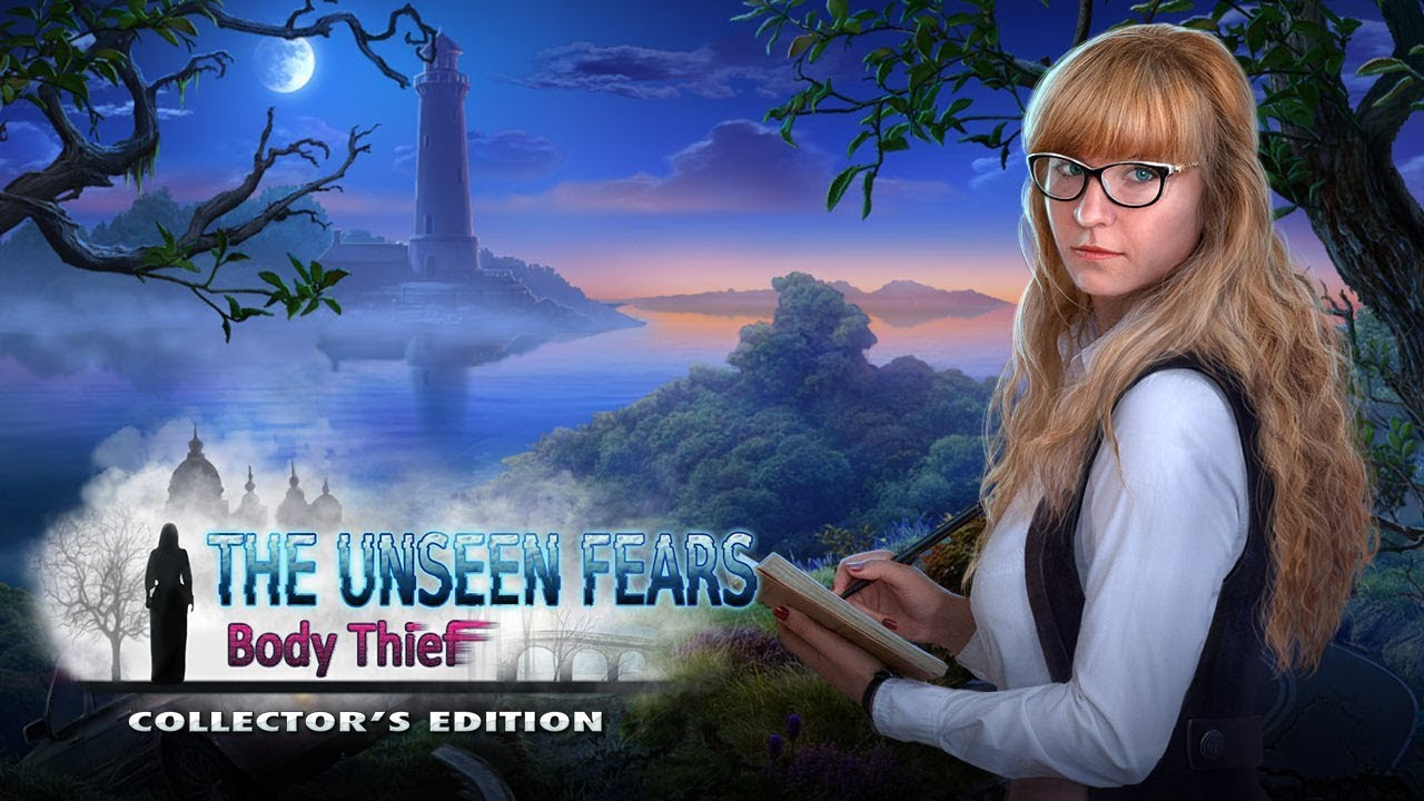The Unseen Fears: Body Thief Collector's Edition > iPad, iPhone