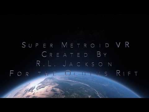Project-M (Super Metroid VR Demo)