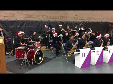 Jingle Bell Rock, Jazz Band, 12/13/17