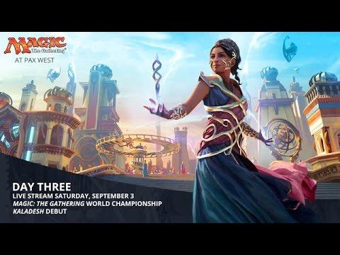 Magic at PAX: World Championship Day Three and Kaladesh Debut