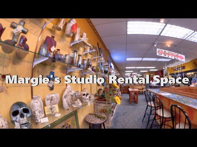 Margie's Studio Rental Space