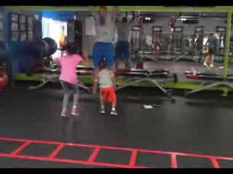 TV Fitness After School Group Youth Exercise Programs