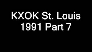 KXOK-AM St. Louis 1991 Part 7.wmv