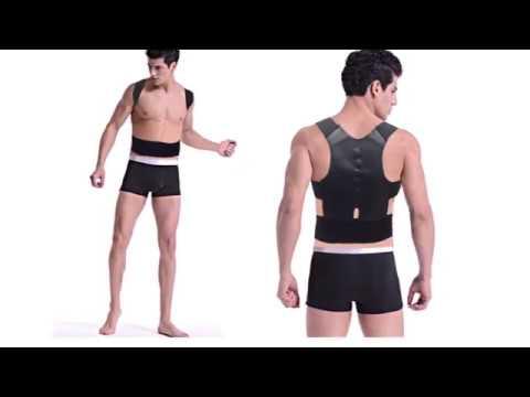 7 Корректор осанки с Алиэкспресс AliExpress Back Corset Полезные товары для здоровья с али