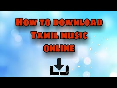 How to download any Tamil song from star musiq