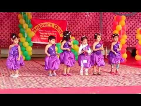 Chanda ne pucha taro se song ... annual day celebration