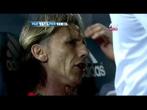 Peru vs Paraguay (Partido Completo) Jueves 10 noviembre 2016